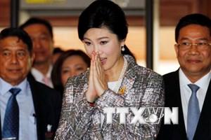 Thái Lan phát lệnh bắt giữ thứ 3 đối với bà Yingluck Shinawatra