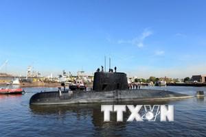 Khám xét các văn phòng của Hải quân và xưởng đóng tàu ARA San Juan