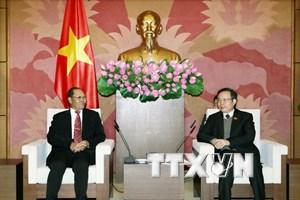 Việt Nam ưu tiên phát huy mối quan hệ đoàn kết đặc biệt Việt Nam-Lào