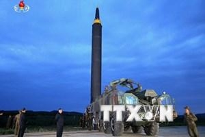 Quan chức Mỹ thừa nhận Triều Tiên đạt tiến bộ về tên lửa đạn đạo