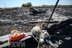 Australia: Nga phải bồi thường gia đình nạn nhân vụ rơi máy bay MH17