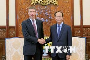 Vương quốc Anh sẽ tiếp tục đổi mới hợp tác kinh tế với Việt Nam