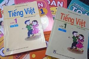 Bộ Giáo dục lên tiếng về tài liệu Tiếng Việt lớp 1 Công nghệ giáo dục