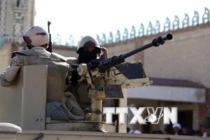 Một thủ lĩnh cấp cao của tổ chức IS bị tiêu diệt tại Ai Cập