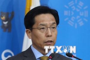 Hàn Quốc khẳng định tuân thủ lệnh trừng phạt của LHQ với Triều Tiên