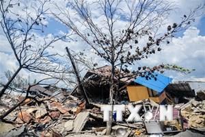 Indonesia sẽ xây dựng thành phố mới thay thế Palu sau sóng thần