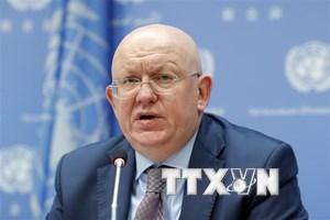 Nga đề xuất đăng cai cuộc gặp thượng đỉnh Israel-Palestine