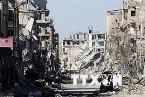 Syria: IS thừa nhận cho phát nổ một chiếc xe chứa bom ở Raqqa