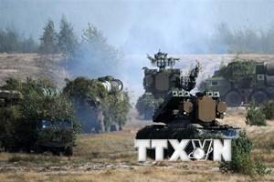 'Hệ thống S-300 giảm thiểu khả năng Israel tấn công Syria'