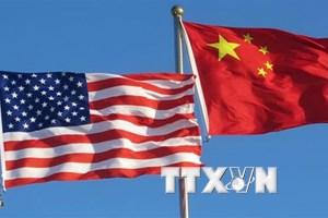 Bắc Kinh xác nhận việc nối lại đàm phán thương mại cấp cao Mỹ-Trung