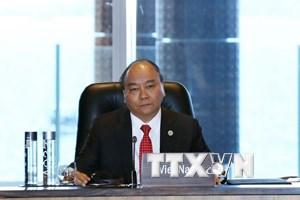 Thủ tướng kết thúc tốt đẹp chuyến tham dự Hội nghị Cấp cao APEC