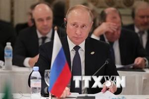 Tổng thống Nga Putin kêu gọi nới lỏng trừng phạt Triều Tiên