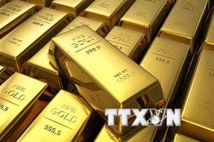 """Đồng USD mạnh lên, giá vàng rời khỏi mức """"đỉnh"""" của 6 tháng rưỡi qua"""
