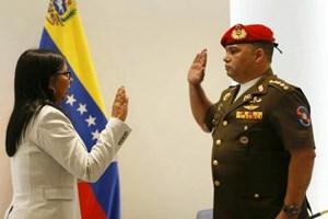 Người vừa bị cách chức làm Cố vấn An ninh Phủ tổng thống Venezuela