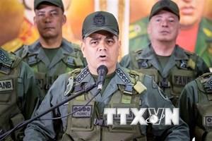 Quân đội Venezuela thông báo chuẩn bị một cuộc tập trận lớn