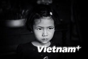 [Photo] Ám ảnh những đứa trẻ mất người thân trong vụ Formosa