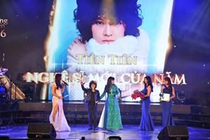 Toàn cảnh Lễ trao giải thưởng âm nhạc Cống hiến lần 11