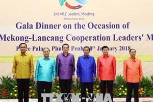 Thủ tướng Nguyễn Xuân Phúc kết thúc thành công tham dự Hội nghị MLC 2