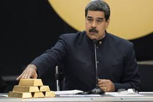 Mỹ áp đặt trừng phạt mới đối với Venezuela nhằm vào xuất khẩu vàng