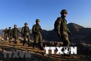 Tướng Hàn Quốc nhấn mạnh cam kết thực thi hiệp ước quân sự liên Triều