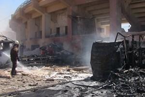 Thông tin thêm về vụ nổ tại thủ đô Damascus của Syria