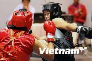 VN giành Huy chương Vàng môn Boxing nữ