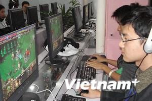Trò chơi trực tuyến phát triển nhanh ở Việt Nam