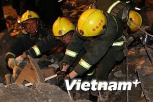 Số người thiệt mạng ở Trung Quốc lên gần 600