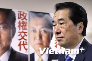 Nhật: Ông Naoto Kan được bầu làm Chủ tịch DPJ