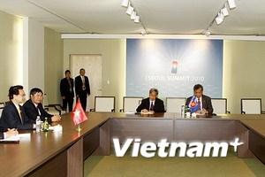 Thủ tướng Nguyễn Tấn Dũng: G-20 cần hỗ trợ ASEAN