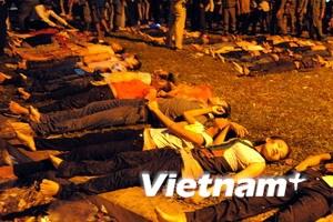 Lãnh đạo Việt Nam chia buồn thảm họa ở Campuchia