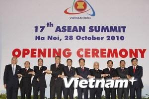 ASEAN 2010: Làm sâu sắc thêm quan hệ đối ngoại