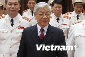 Phân công thành viên Ban Bí thư Trung ương khóa XI