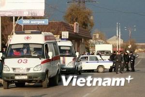 2 vụ đánh bom ở Dagestan, 22 người thương vong
