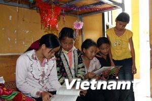 Câu chuyện ở bản người Mông di cư Huổi Khon