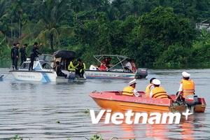 Vớt được 15 thi thể nạn nhân trong vụ chìm tàu