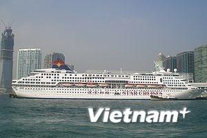 Du khách tàu biển 5 sao bầu chọn cho Vịnh Hạ Long