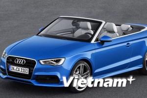 Audi A3 Cabriolet mới