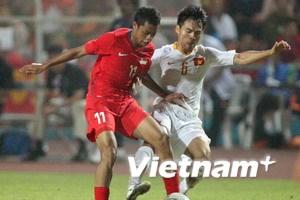 Hạ Singapore, Việt Nam thẳng tiến vào chung kết