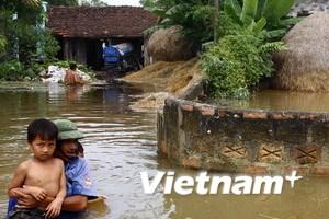 Xuất hiện lũ cực lớn ở Trung Bộ và Tây Nguyên