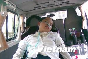 Thêm 9 học sinh Hải Phòng nhập viện do khí độc