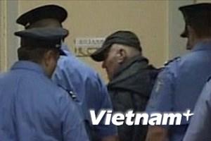 Tòa ngừng thẩm vấn ông Mladic vì sức khỏe yếu