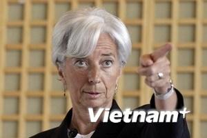 Bộ trưởng Kinh tế Pháp thành Tổng Giám đốc IMF