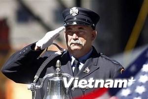 Nước Mỹ bắt đầu tưởng niệm 10 năm sự kiện 11/9