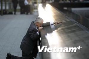 Trực tiếp: Lễ tưởng niệm vụ tấn công khủng bố 11/9
