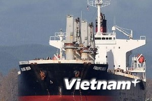 Tiếp tục tìm kiếm thuyền viên tàu Vinalines Queen