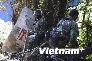 Indonesia tìm ra hộp đen của chiếc Super Jet 100