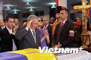 Thế giới ca ngợi nhà lãnh đạo kiệt xuất Hugo Chavez