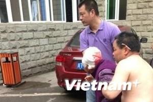Gần 6.000 người thương vong vì động đất Tứ Xuyên