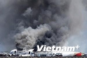 Có một người Việt Nam trên chuyến bay bị nạn ở Mỹ